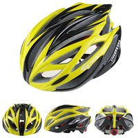 Wholesale Mountain Bike Cycling Helmets Ultralight Road Bike Motorcycle Helmets EPS PVC Colors Available Size L Suitable Head Circumference cm
