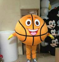 basketball mascots - High quality EVA Material basketball Mascot Costumes Birthday party walking cartoon Apparel Adult Size
