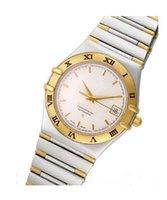Montre de luxe Montre de mode Constellation d'occasion 1202.30.00 Montre-bracelet Homme 35.3mm