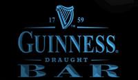 beer draught - LS702 b Guinness Draught Beer Bar Neon Light Sign jpg