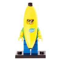 banana hobby - Single Sale PG963 Minifigures Mr Banana Guy Assemble Figures Cartoon Toys Building Blocks Best Children Gift Hobbies Toys FREE SHIP