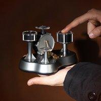 Bon Marché Ensembles de batterie-Livraison gratuite !!! Mini Drum Set Finger Drumming LED Light Jazz Percussion Votre meilleur choix Cadeau parfait pour vos amis