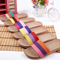bedroom slippers - Summer Spring Indoor Slippers Men s Shoes Couples Slides For House Bedroom Bathroom