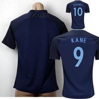 Wholesale ROONEY football shirt England Jerseys Soccer Apparel DELE KANE VARDY RASHFORD STERLING WILSHERE HENDERSON
