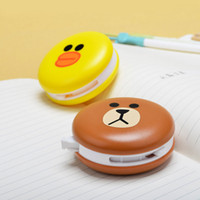 bearing tape - x M Small Yellow duck brown bear correction tape material escolar stationery office school supplies papelaria gifts