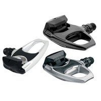 alloy race components - PD R540 Self Locking SPD Pedals Components Using for Bicycle Racing Road Bike Parts