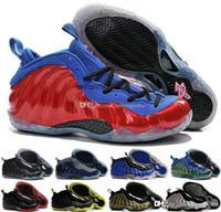 air foamposite shoes - 2016 New Mens Air Penny Hardaway Foamposites Galaxy One s Men Basketball Shoes Foams Basket Ball Sneaker Foamposite Running Shoes