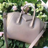 Wholesale Design genuine leather bag handle tote women shoulder bag