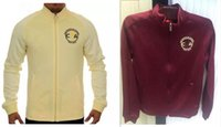 Wholesale 2016 LIGA MX Mexico CLUB AMERICA Years HOME YELLOW AWAY Red JACKET Jerseys Maillot de foot tracksuits N98 Jacket shirts