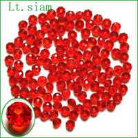 Wholesale Top Quality x4mm FACTED CRYSTAL BEADS roundelle beads DIY jewelry accessories