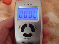Wholesale Brand Household kg D5 LCD Display Digital Scales Fishing Scale