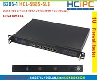 Wholesale HCiPC B206 HCL SB85 LB B85 L intel LAN U Firewall BareBone
