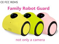 automatic charge control - Security Unique Design Home Robot Camera Baby Monitor IP Camera Remote Control Smart Automatic Charging Family Moving Robot Baby Monitor