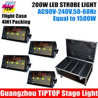 ata road case - ATA Flight Road Tour Travel Case for TIPTOP W Led Stage Strobe Light V003 Software Channels Run Mode CE ROHS V V