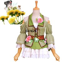Accessories Cosplay Costumes Love Live School Idol Project Yazawa Nico Flower Fairy Sprite Hallowmas Halloween Tops Dress Uniform Outfit .  sc 1 st  China Wholesale & Fairy Costume Accessories Canada | Best Selling Fairy Costume ...