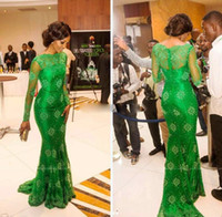 Emerald Green Gown Long Sleeves Canada Best Selling Emerald Green