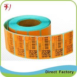Autocollant personnalisé de rouleau d'impression d'étiquette à partir de autocollants machines d'impression fournisseurs