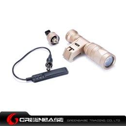 Wholesale Tactical Airsoft Gun Light IFM CAM LED Flashlight White Flashlight For Hunting NGA0985