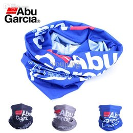 Wholesale Abu Garcia Brand REVO Bandanas Sports Fishing Riding Cycling Motorcycle Variety Turban Headband Head Scarf Scarves