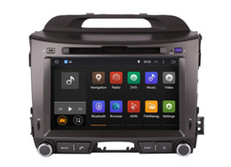 Android 7.1 Car DVD Player GPS Navigation for Kia Sportage 2010 2011 2012 2013 with Radio BT USB SD MP3 WIFi 4Core