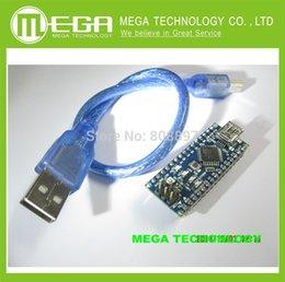 Wholesale et Nano Atmel ATmega328 Mini USB Board with USB Cable