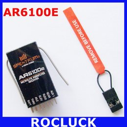 Wholesale Spektrum AR6100E G ch DMS2 Receiver Support DSX7 DSX9 DSX11 DSX12 DX6i DX7 DX8