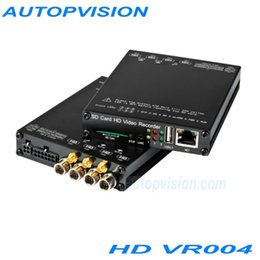 1080P 4ch H.264 mini sd card dvr and hd cams for bus mobile dvr