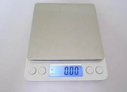 Wholesale High precision jewelry scale miniature gold jewelry electronic medicine grams weigh g scale kitchen scale