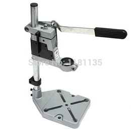 Wholesale Bench Drill Press Stand Workbench Repair Tool Clamp for Drilling Collet mm
