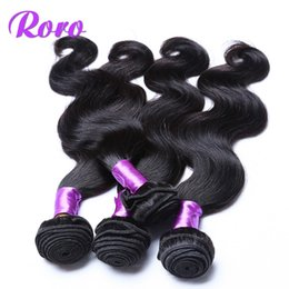 1 pc 6A Hair Weaves 8 to 28 inches Brazilian Peruvian Cheap Virgin Hair High Quality Body Wave Hair Wefts Unprocessed Hair Extensions
