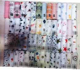 Wholesale 33design muslin blanket aden anais baby swaddle wrap blanket blanket towelling baby spring summer baby infant blanket cm