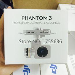 Promotion 4k caméra drone Origine DJI Phantom 3 4K Caméra Gimbal Partie 5 Livraison P3 Professional Drone gratuit