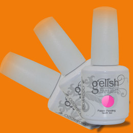 Wholesale 20PCS Long last soak off led uv DOMCCO Gelish gel nai polish nail art gel lacquer varnish