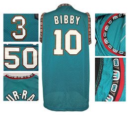Wholesale Low price Men s ABDUR RAHIM BIBBY REEVES green Running Jerseys Embroidery Logo With Name Mix Order new fabrics retro Jerseys