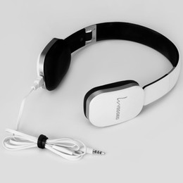 Wholesale New VEGGIEG V6800N Foldable Bluetooth V4 EDR Headset MP3 Music Headphone with Microphone and Micro USB Interface NFC Switch