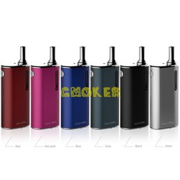 Wholesale Authentic Eleaf iStick Basic Kit With mah istick basic battery and GS Air Tank iStick Basic Starter Kit Smok R80 TC Treebox