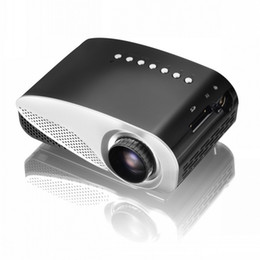 Mini Portable 1080Full HD Easy Micro Projector EMP GP8S LCD Home Theater Beamer with Double HDMI for SD USB TV AV VGA Video Movie Proyector