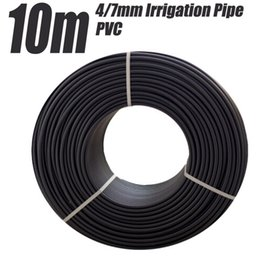 Wholesale mm PVC Irrigation Pipe m Garden Water Hose Reels Watering Pipes Agricultural Drip Hoses High Quality