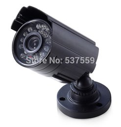 4CH CCTV System 480TVL Night Vision Cameras 4CH DVR Kit 960H D1 DVR Recorder for iPhone Android view Security System