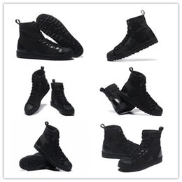 Wholesale Size Unisex Original Superstar Jungle M25505 Athlethic Outdoor Boots Sneakers Black