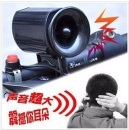 Wholesale Bicycle horn sound electronic horn bicycle horn large bicycle bell