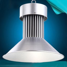 Newest ! LED High Bay 100W industrial light for factory Lighting warehouse Lamp AC85-265V White Warm White