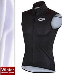 Wholesale Livraison gratuite Zipp veste thermique sans manches maillot hiver gilet chaud Mayo vêtements Ciclismo Maillot hiver Vêtements cyclisme VEST