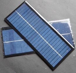 Wholesale High Quality W V Mini Solar Cell Polycrystalline Solar Panel Solar Module For V Battery Charging MM