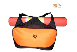 2016 new Fashion elements convenient Yoga Package (Yoga mats are not included) yoga bag 5 color options Yoga sports bag Free shipping