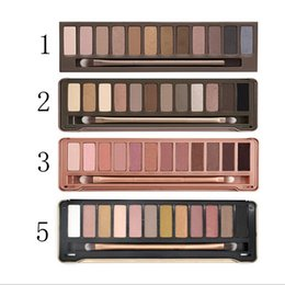 Wholesale DHL High Quality Makeup Eye Shadow Colors Eyeshadows palette eyeshadow Palette cosmetics