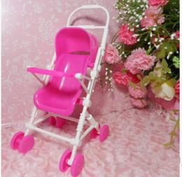 Как сделать коляску для кукол барби в домашних условиях