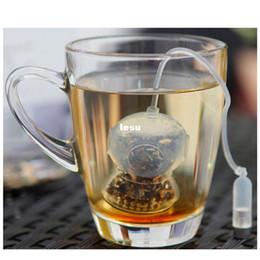 Wholesale New Arrive Deep Coffee Tea Infusers Makers Diver Loose Leaf Strainer Bag Mug Filter Kitchen