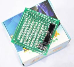 Descuento las luces de carga Gratis Fondos de envío CPU AM3 ordenador con probador de luz tarjeta de prueba de carga maniquí pista para asiento $ 18Nadie