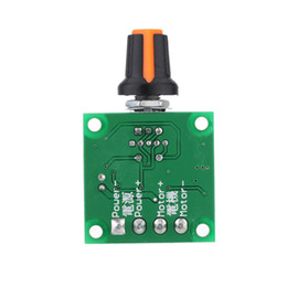Wholesale Low Voltage DC PWM Motor Speed Controller Module V V V V V A E1002